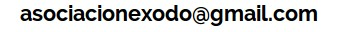 Email de Exodo